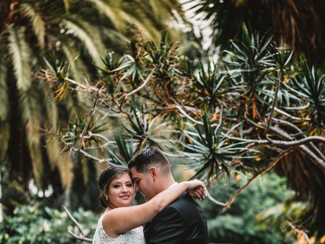 La boda de Aaron y Darlenys en Santa Cruz De Tenerife, Santa Cruz de Tenerife 5