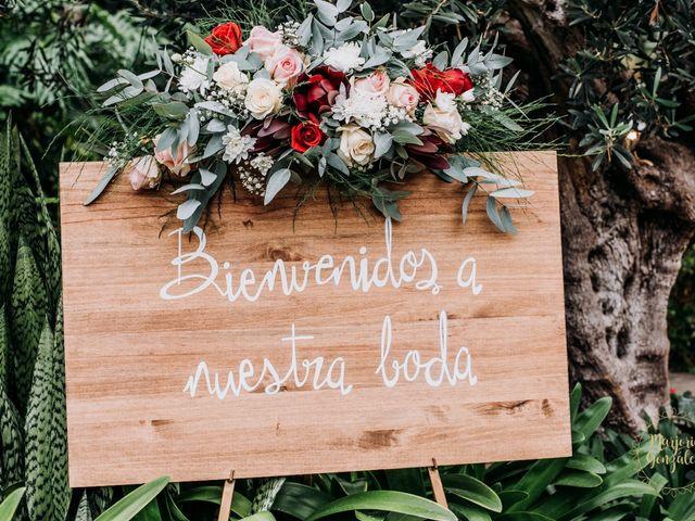 La boda de Aaron y Darlenys en Santa Cruz De Tenerife, Santa Cruz de Tenerife 22