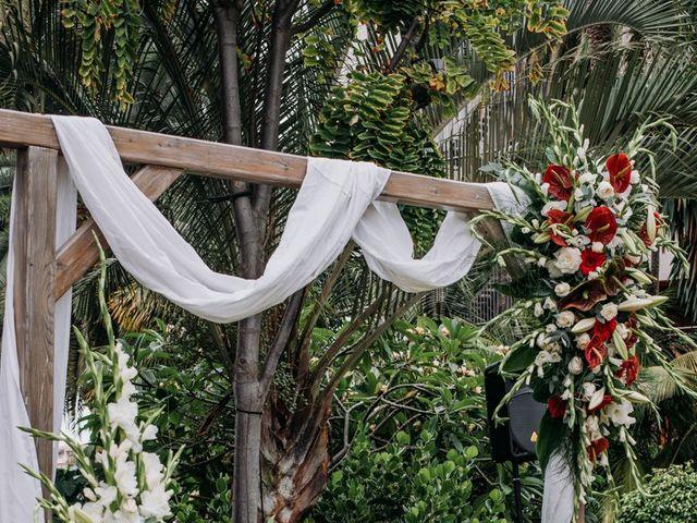 La boda de Aaron y Darlenys en Santa Cruz De Tenerife, Santa Cruz de Tenerife 23