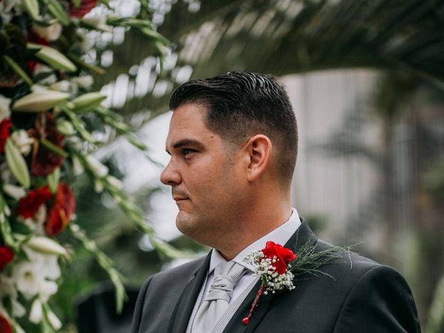 La boda de Aaron y Darlenys en Santa Cruz De Tenerife, Santa Cruz de Tenerife 25