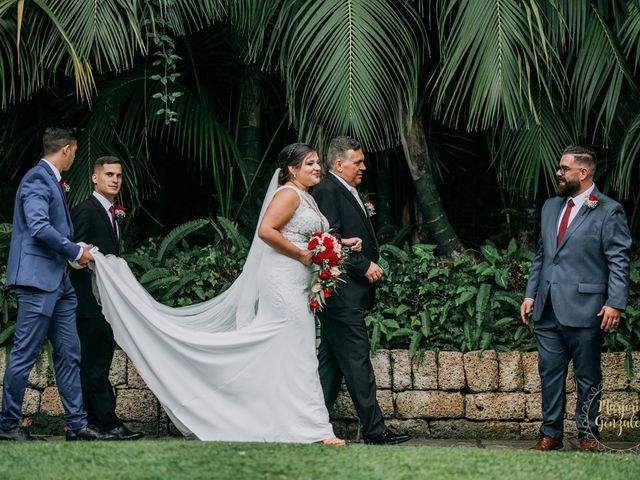 La boda de Aaron y Darlenys en Santa Cruz De Tenerife, Santa Cruz de Tenerife 27