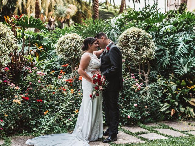 La boda de Aaron y Darlenys en Santa Cruz De Tenerife, Santa Cruz de Tenerife 31