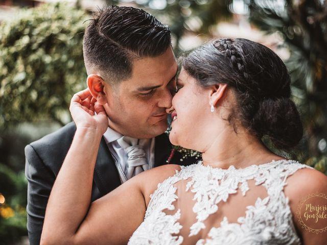La boda de Darlenys y Aaron