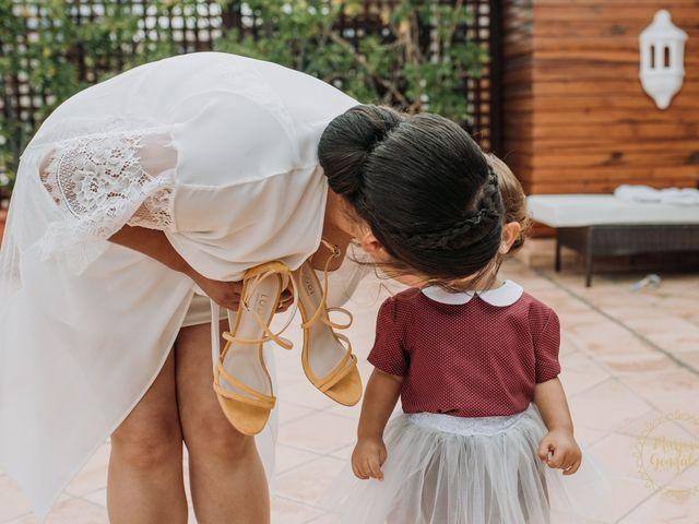 La boda de Aaron y Darlenys en Santa Cruz De Tenerife, Santa Cruz de Tenerife 36