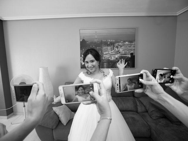 La boda de Jony y Monica en Vilamartin De Valdeorras, Orense 35