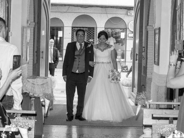 La boda de Jony y Monica en Vilamartin De Valdeorras, Orense 41