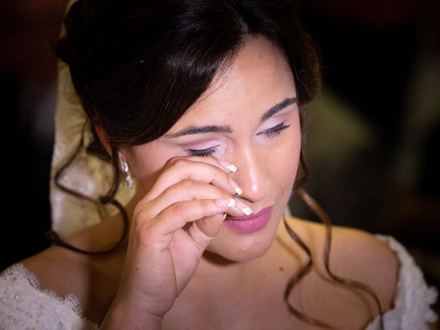 La boda de Jony y Monica en Vilamartin De Valdeorras, Orense 43