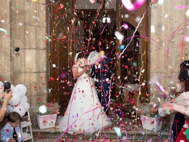 La boda de Jony y Monica en Vilamartin De Valdeorras, Orense 48
