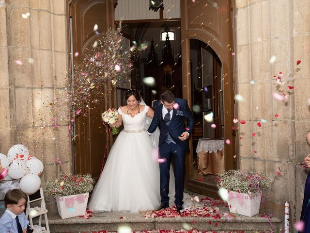 La boda de Jony y Monica en Vilamartin De Valdeorras, Orense 49