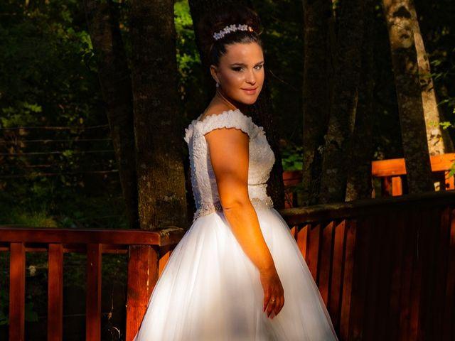 La boda de Jony y Monica en Vilamartin De Valdeorras, Orense 55