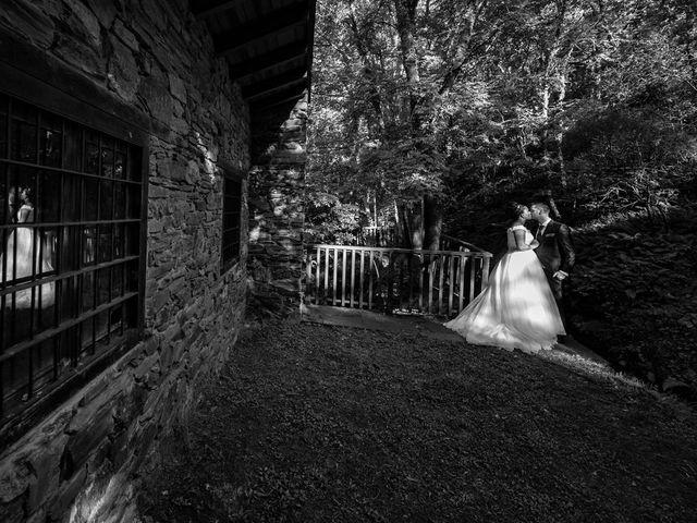 La boda de Jony y Monica en Vilamartin De Valdeorras, Orense 56