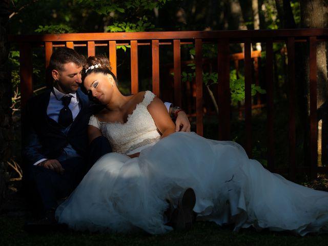 La boda de Jony y Monica en Vilamartin De Valdeorras, Orense 57