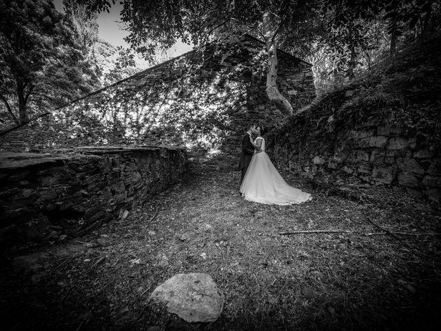 La boda de Jony y Monica en Vilamartin De Valdeorras, Orense 58