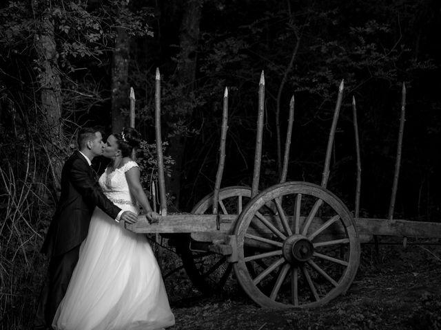 La boda de Jony y Monica en Vilamartin De Valdeorras, Orense 63