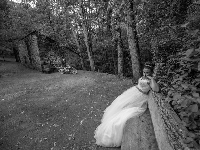 La boda de Jony y Monica en Vilamartin De Valdeorras, Orense 65