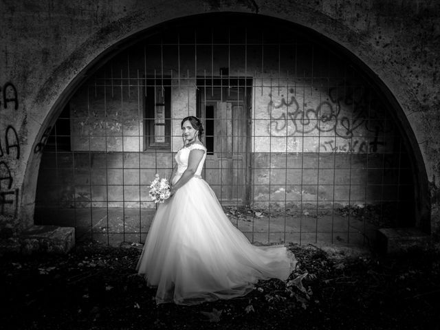 La boda de Jony y Monica en Vilamartin De Valdeorras, Orense 77