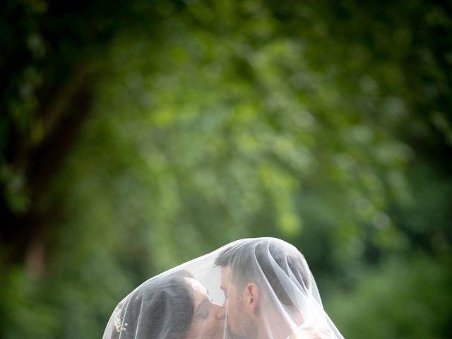 La boda de Jony y Monica en Vilamartin De Valdeorras, Orense 79