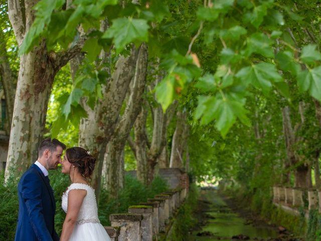 La boda de Jony y Monica en Vilamartin De Valdeorras, Orense 1