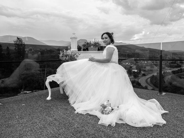 La boda de Jony y Monica en Vilamartin De Valdeorras, Orense 84