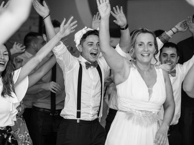 La boda de Jony y Monica en Vilamartin De Valdeorras, Orense 90