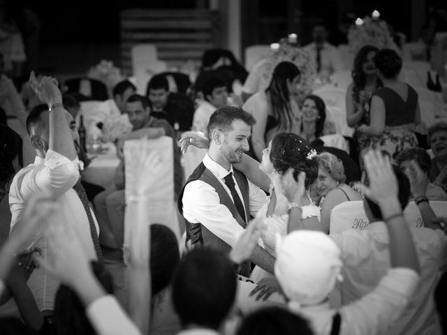 La boda de Jony y Monica en Vilamartin De Valdeorras, Orense 92