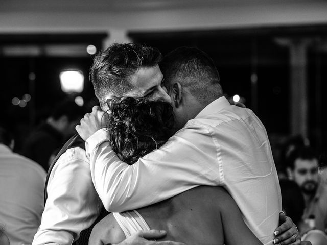 La boda de Jony y Monica en Vilamartin De Valdeorras, Orense 95
