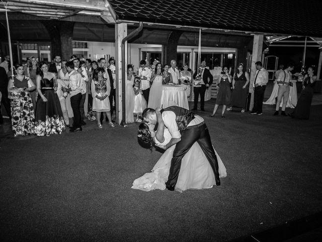 La boda de Jony y Monica en Vilamartin De Valdeorras, Orense 98
