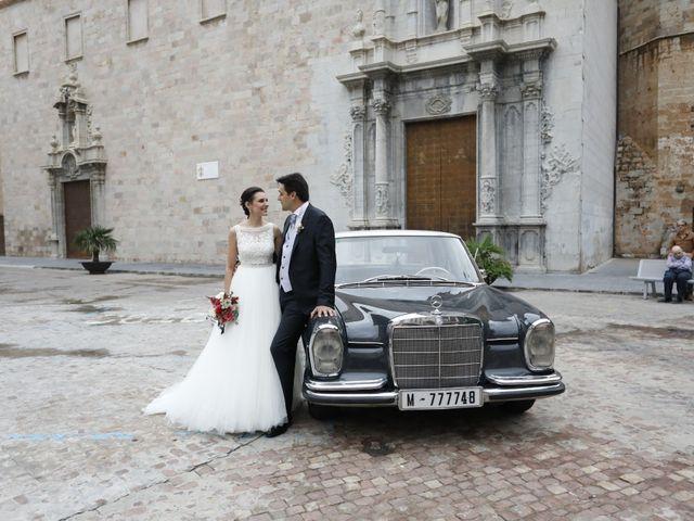 La boda de Alejandro y Mercè en Alquerías Del Niño Perdido, Castellón 1