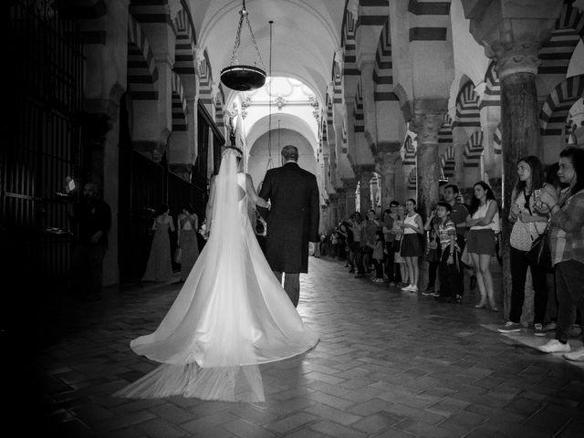 La boda de Javier y Angela en Córdoba, Córdoba 17