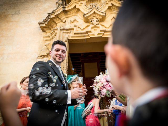 La boda de Javier y Angela en Córdoba, Córdoba 19