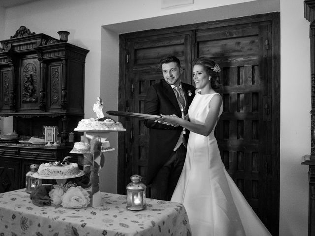 La boda de Javier y Angela en Córdoba, Córdoba 28