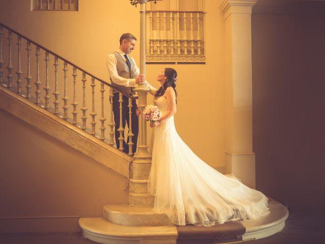 La boda de Lee Chun y Fabian