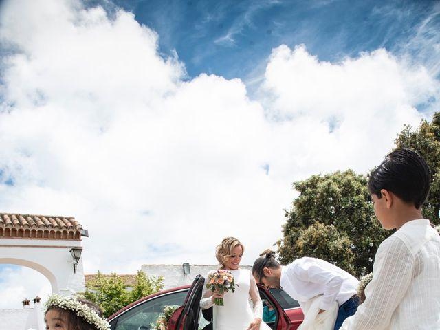 La boda de Badí y Pilar en Pozoblanco, Córdoba 11