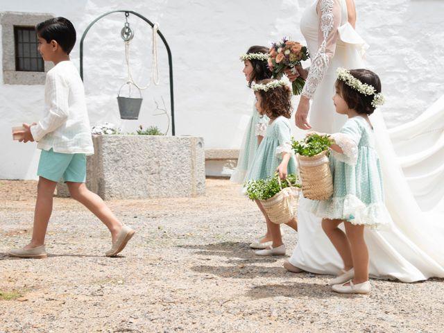 La boda de Badí y Pilar en Pozoblanco, Córdoba 12