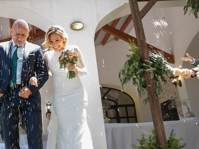 La boda de Badí y Pilar en Pozoblanco, Córdoba 18