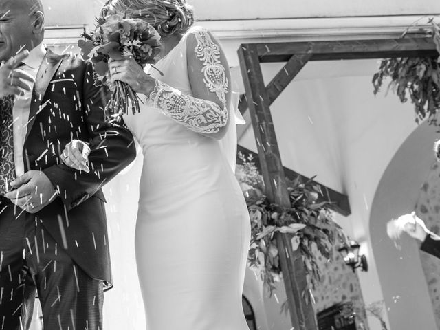 La boda de Badí y Pilar en Pozoblanco, Córdoba 19