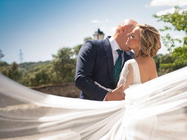 La boda de Badí y Pilar en Pozoblanco, Córdoba 20