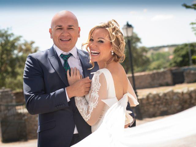 La boda de Badí y Pilar en Pozoblanco, Córdoba 21