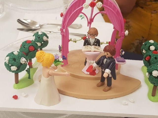 La boda de Juan y Isabel en Ourense, Orense 1