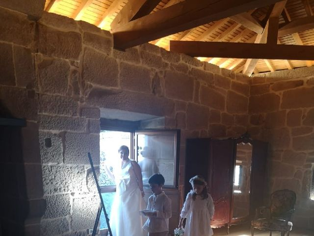 La boda de Juan y Isabel en Ourense, Orense 6