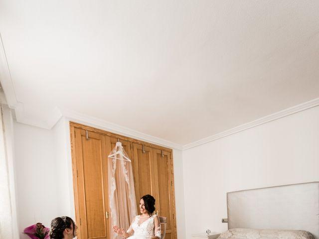 La boda de Conchi y Julio en Alacant/alicante, Alicante 9