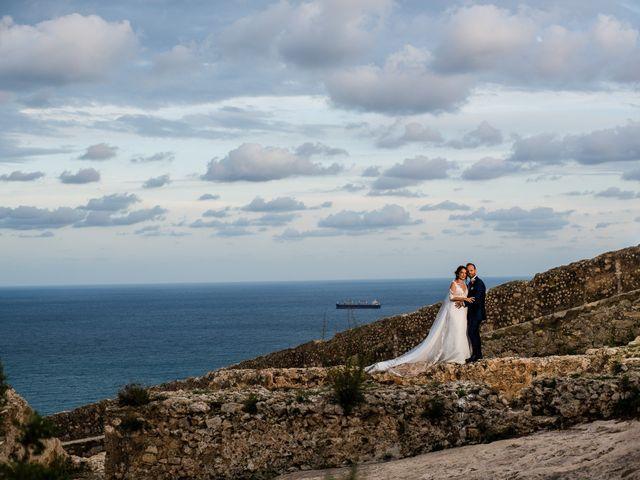 La boda de Conchi y Julio en Alacant/alicante, Alicante 20