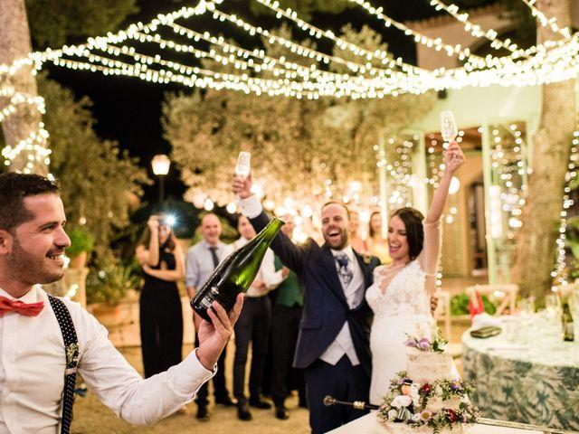 La boda de Conchi y Julio en Alacant/alicante, Alicante 22