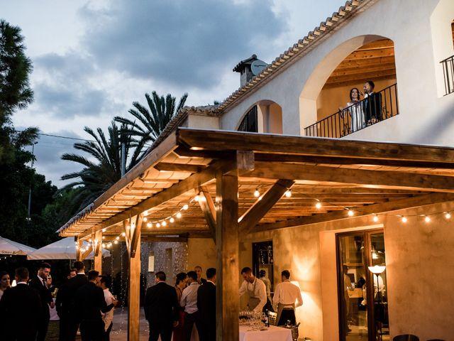 La boda de Conchi y Julio en Alacant/alicante, Alicante 30