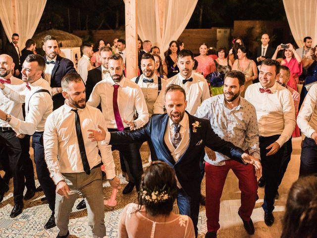 La boda de Julio y Conchi