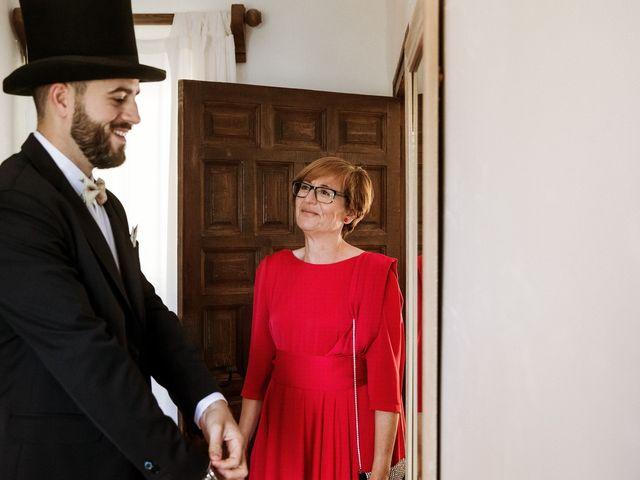 La boda de Álex y Pati en Rascafria, Madrid 15