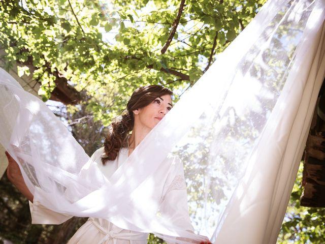 La boda de Álex y Pati en Rascafria, Madrid 17