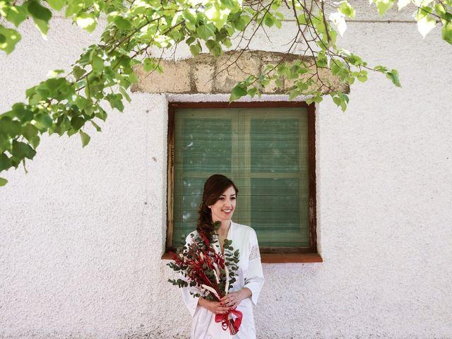 La boda de Álex y Pati en Rascafria, Madrid 21