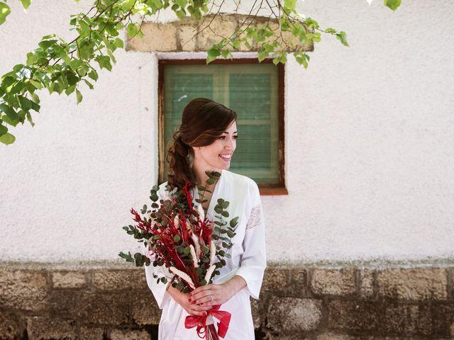 La boda de Álex y Pati en Rascafria, Madrid 22