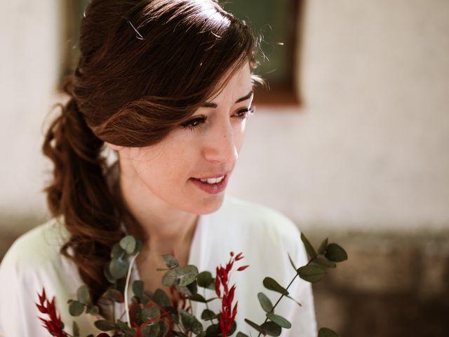 La boda de Álex y Pati en Rascafria, Madrid 24